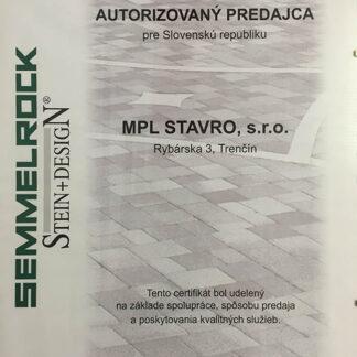 Semmerlock certifikát
