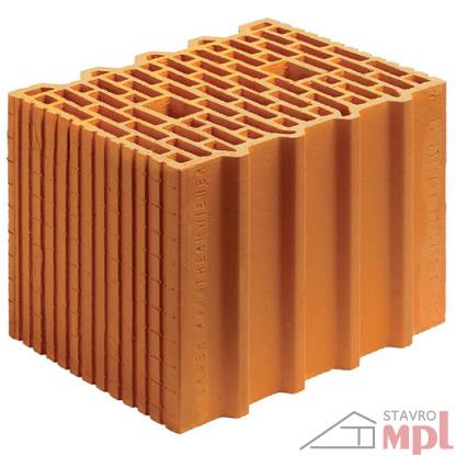 Porotherm 30 Profi - Tehly pre vnútorné a vonkajšie nosné steny