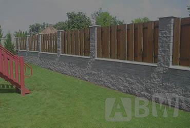 Betónové ploty