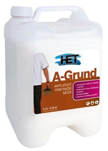 Akrylátový penetračný náter HET A-Grund (Balenie 10 kg)