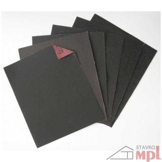Brúsný papier na drevo (Zrno K 60)