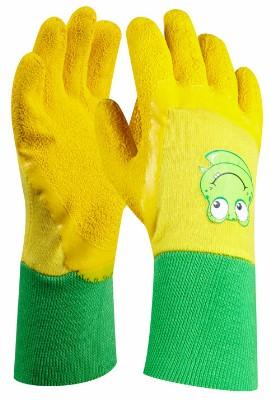 Detské rukavice (Prevedenie Modrá, Veľkosť pre deti od 5 do 8 rokov)