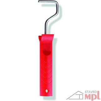 Držiak na valček 6mm (Priemer 6 mm, Šírka 19 cm)