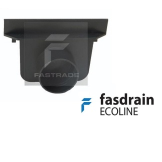 koncovka zlabu FASDRAIN ECO KL98 fastrade dobrykutil sk