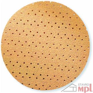 Papier brúsny MULTI-LOCH (Priemer 225 mm, Zrno P 60)