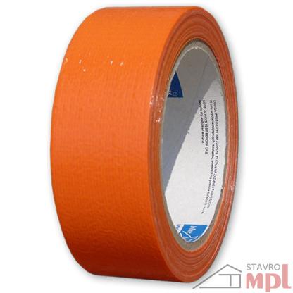Páska fasádna Duck orange (Dĺžka 33 m, Šírka 3,8 cm)