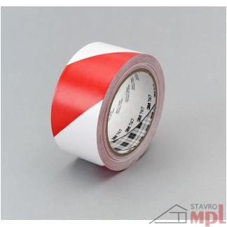 3m 767 red white gp vinyl tape
