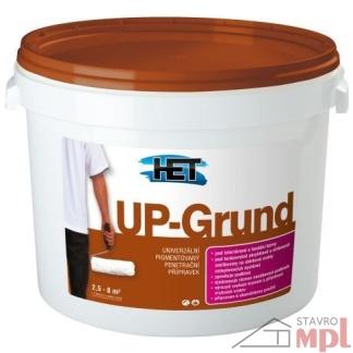 HET Univerzálny pigmentovaný penetrečný prípravok UP Grund
