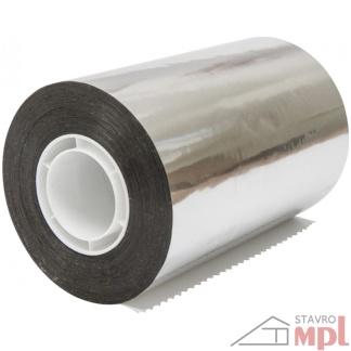 Pokovená páska s AL reflexnou vrstvou (Dĺžka 30 m, Šírka 5 cm)