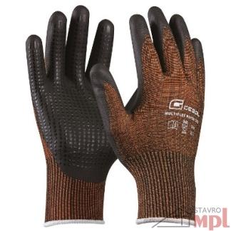4927 pracovne rukavice thermo multiflex