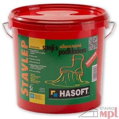 STAVLEP - disperzné lepidlo (Balenie 5 litrov)